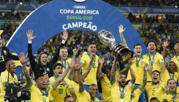 A Copa América do Brasil
