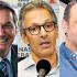 Sucessão na Capital deixa Kalil, Zema e Bolsonaro em lados opostos